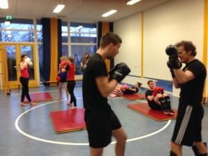 Les Bootcamp Kickboksen